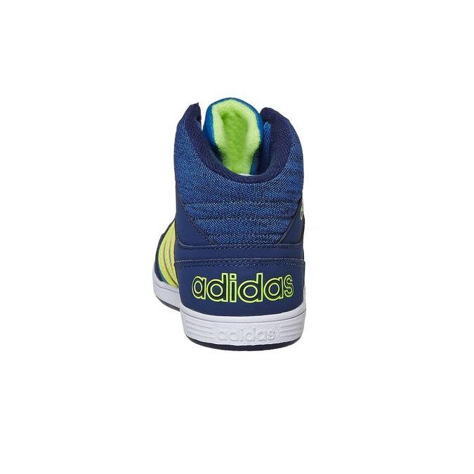 Detské členkové tenisky adidas, modrá, 401-9291 - 17