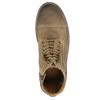 Členková kožená obuv bata, hnedá, 893-3653 - 26
