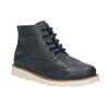 Detská členková obuv z kože primigi, modrá, 314-9004 - 13