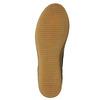 Hnedá kožená členková obuv bata, hnedá, 843-3632 - 19