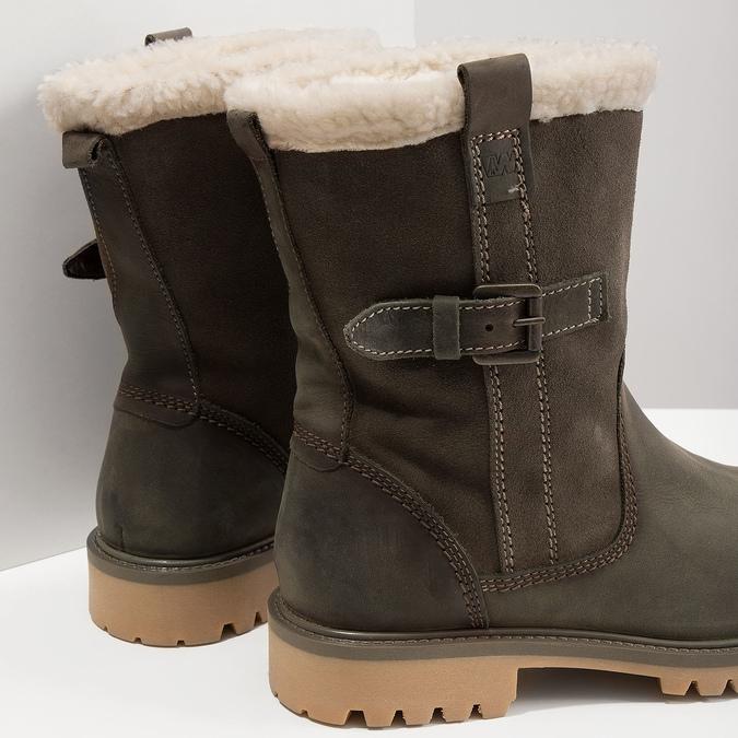 Dámska zimná obuv s kožúškom weinbrenner, 594-2455 - 18