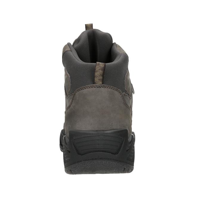 Kožená obuv v Outdoor štýle weinbrenner, šedá, 896-2671 - 16