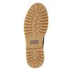 Členková obuv s masívnou podrážkou weinbrenner, modrá, 896-9669 - 17