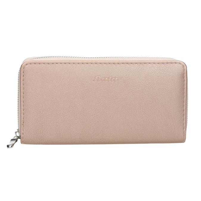 Dámska ružová peňaženka bata, ružová, 941-5155 - 26