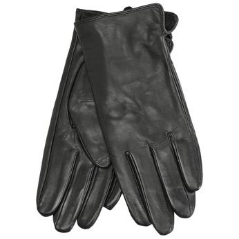 Dámske kožené rukavice bata, čierna, 904-6129 - 13
