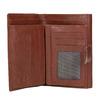 Dámska kožená peňaženka bata, hnedá, 944-4189 - 15