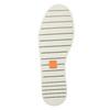 Strieborné kožené Slip-on topánky flexible, 536-1604 - 19