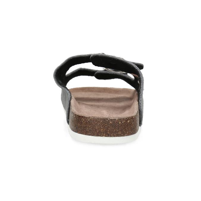 Pánska domáca obuv de-fonseca, šedá, 873-2610 - 15