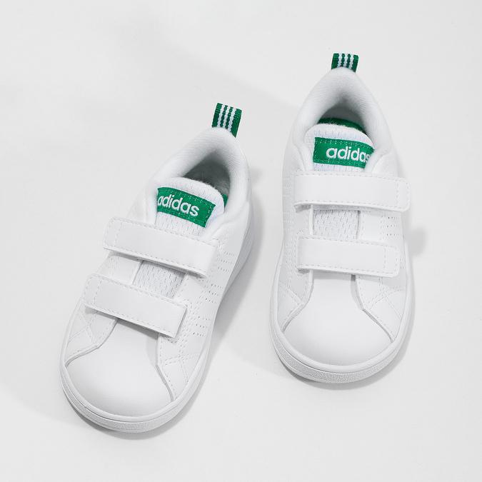 Detské tenisky Adidas adidas, biela, 101-1233 - 16