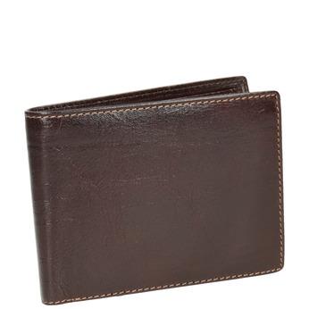 Pánska kožená peňaženka bata, hnedá, 944-4191 - 13