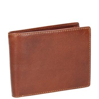 Hnedá kožená pánska peňaženka bata, hnedá, 944-3191 - 13