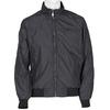 Pánska čierna textilná bunda bata, čierna, modrá, 979-9119 - 13