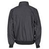 Pánska čierna textilná bunda bata, čierna, modrá, 979-9119 - 26