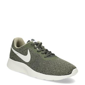 Pánske khaki tenisky Nike nike, zelená, 809-3645 - 13