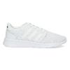 Biele dámske tenisky s čipkou adidas, biela, 509-1112 - 19
