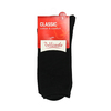 Vysoké čierne bavlnené ponožky bellinda, čierna, 919-6422 - 13