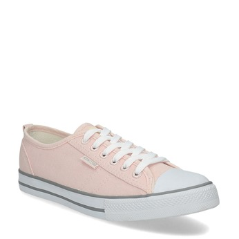 Svetlé ružové ležérne tenisky north-star, ružová, 589-5443 - 13