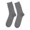 Vysoké pánske šedé ponožky matex, šedá, 919-2313 - 26