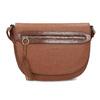 Hnedá crossbody kabelka so strapcom gabor-bags, hnedá, 961-3019 - 26