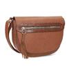 Hnedá crossbody kabelka so strapcom gabor-bags, hnedá, 961-3019 - 13