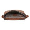 Hnedá crossbody kabelka so strapcom gabor-bags, hnedá, 961-3019 - 15