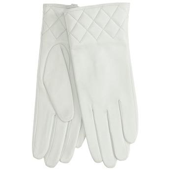 Kožené dámske biele rukavice bata, biela, 904-1131 - 13